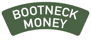 Bootneck Money Retina Logo